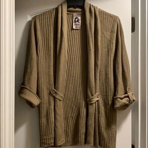 Extra  touch Cover up sweater